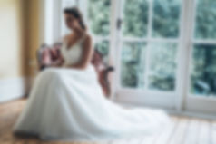 Confetti and Curves plus size wedding dresses in Bedfordshire