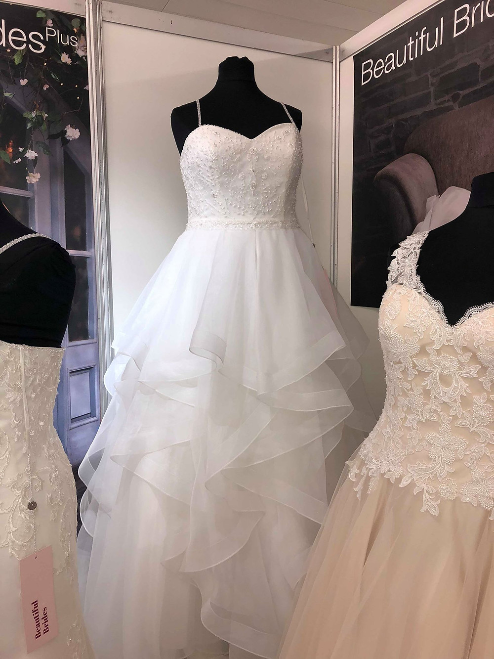 Beautiful Brides Special Day Plus Size Wedding Dresses