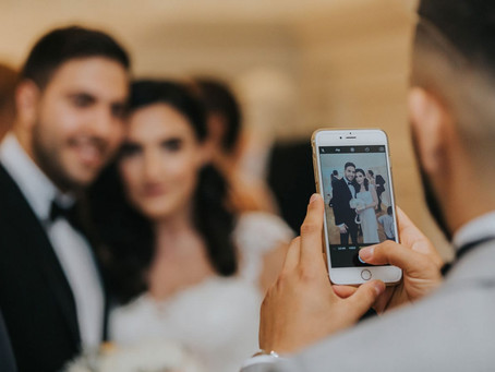 How to Have a Tech Savvy Wedding on a Budget!