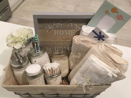 What You Need in a Wedding Bathroom Basket