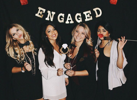 How to throw an engagement party
