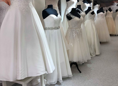 Exciting new Wedding Dress Brand joining Confetti & Curves