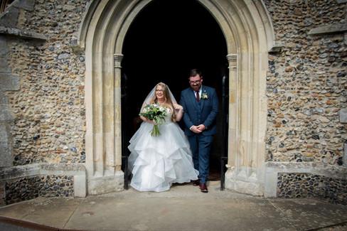 real bride curvy bedfordshire