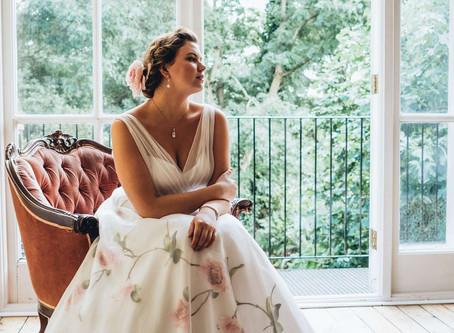 White Rose Graceful | Plus Size Wedding Dresses