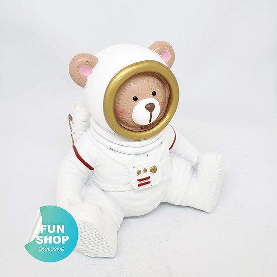 Adorno de mesa / Oso astronauta / Decorativos