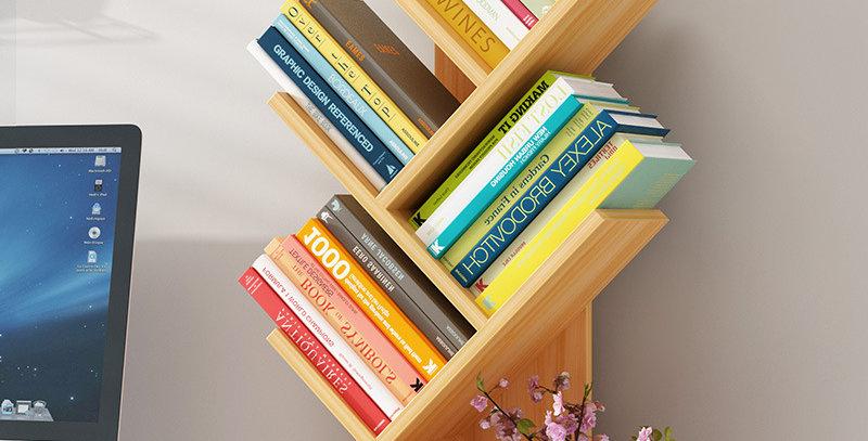 Librero diagonal M