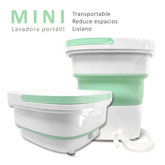 Lavadora Portátil Plegable Transportable / Mini
