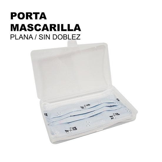 Porta Mascarilla B / Sin doblez