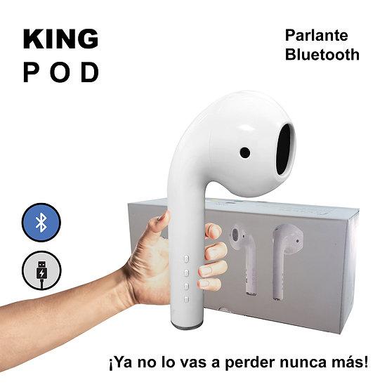 Parlante Bluetooth / Kingpod