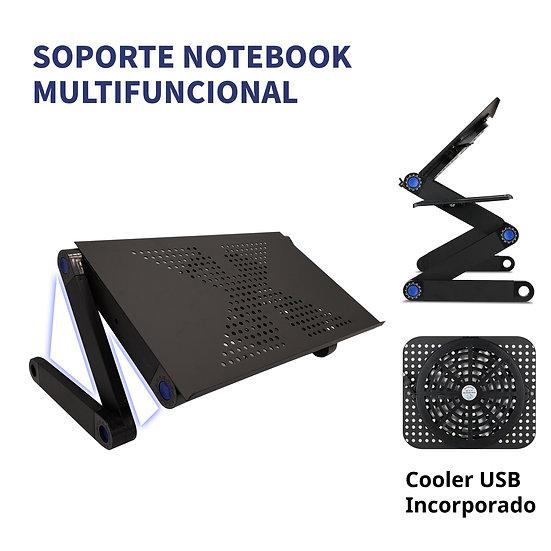 Soporte angular 360° para Notebook