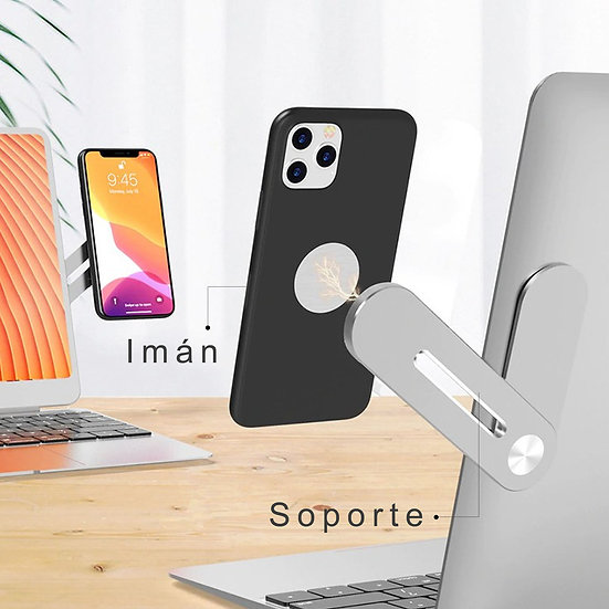 Brazo soporte multifuncional para Smartphone