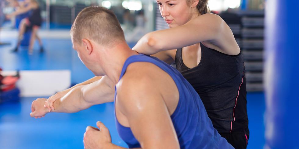 21/10/2018 : Stage de Self Defense & Seance Cardio/Renfo/Stretching
