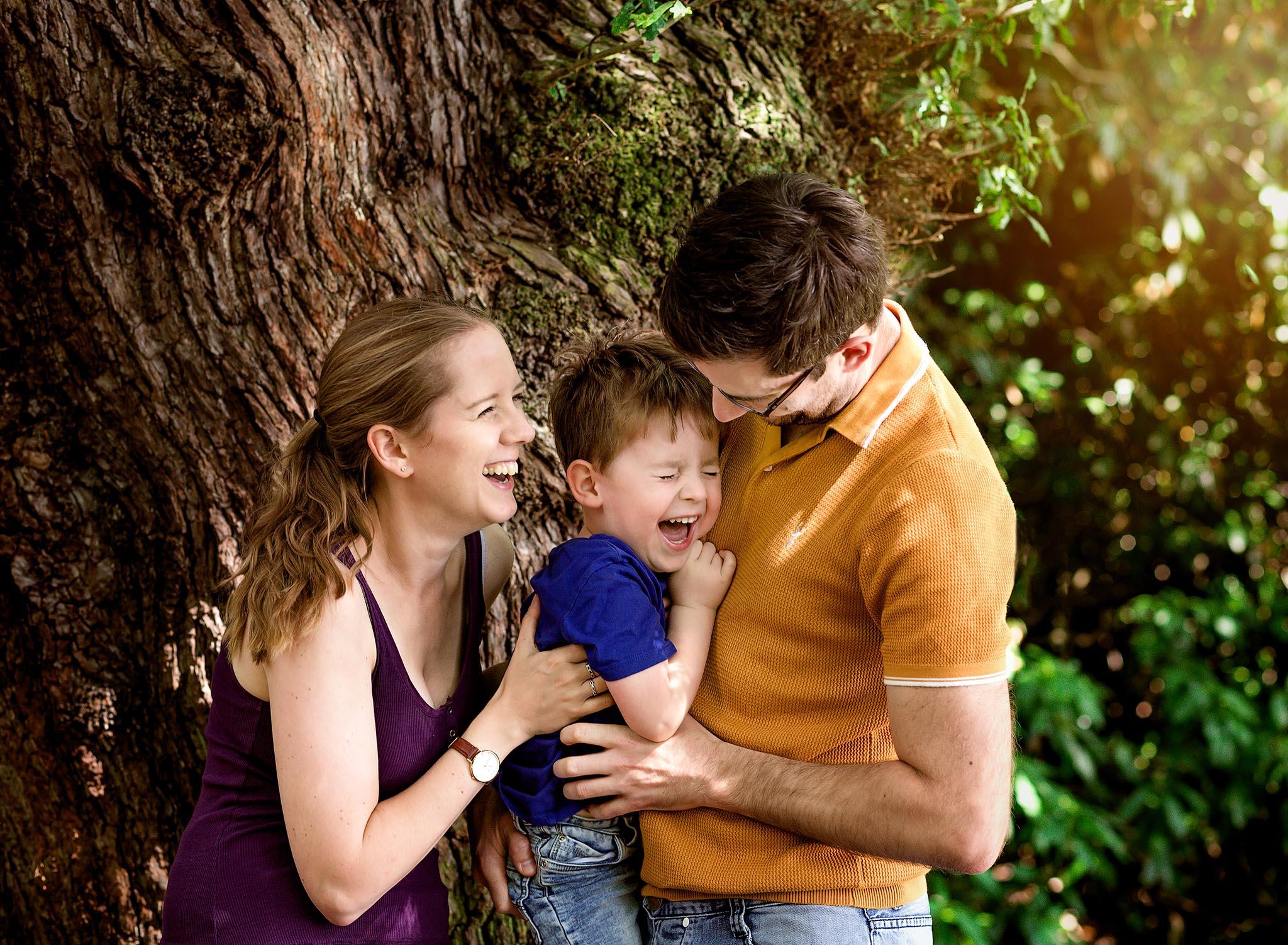 Outdoor Fun Family Photography