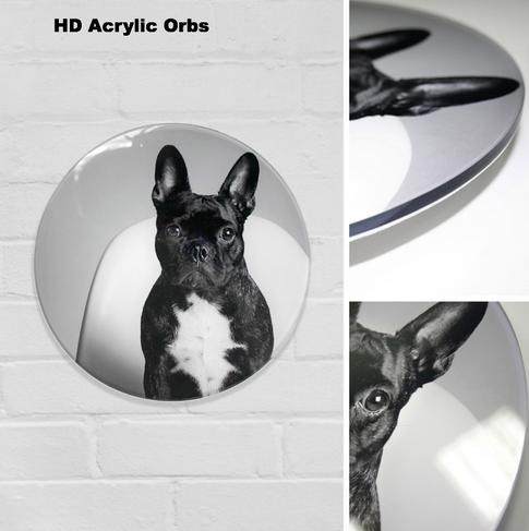 HD Orb Acrylics