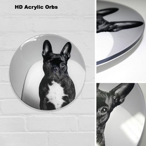 HD Circular Acrylics