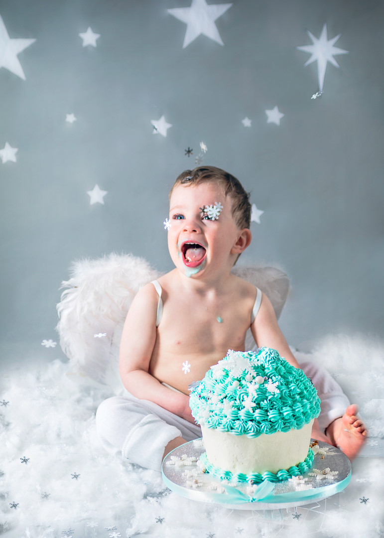 Bespoke 1st Birthday Photography