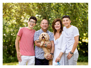 Family Photography And Our Furry Friends