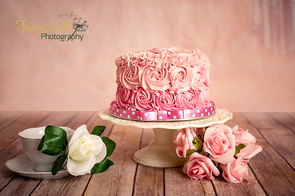 Cake for Cake Smash Photography Session-Fairy Nuff Photography