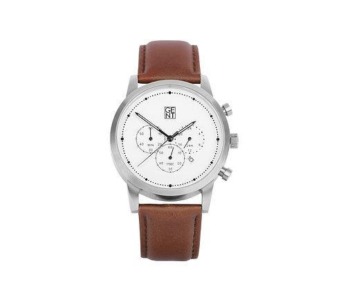 Aramis I - Brown Genuine Leather