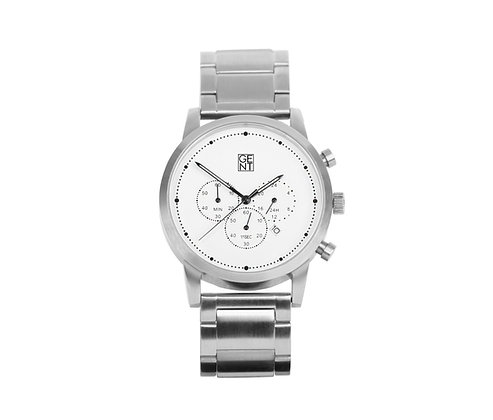 Aramis I - Silver Stainless Steel