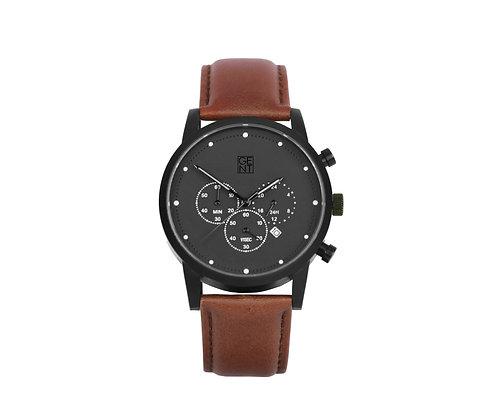 Porthos I - Brown Genuine Leather