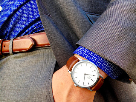 Dressing the Young Professional Gent