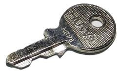 HUWIL kulcs másolás