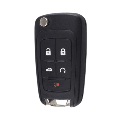 Chevrolet Volt KEYLESS 4+1 gombos - 315 MHz - UT.