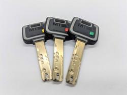 Mul-T-Lock MT5+ kulcsmásolás