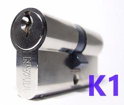 Titan K1 zárbetét
