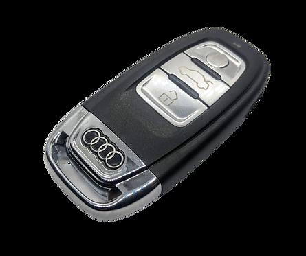 AUDI A4 / A5 / A6 / A7 smart kulcs - 868 MHz -  8K0 959 754C - UT.