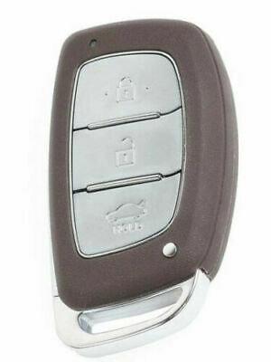 Hyundai szabadkezes kulcs ház 3 gombbal