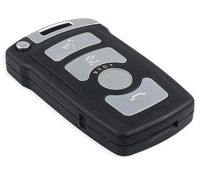 BMW 7 smart kulcsház 4 gombbal