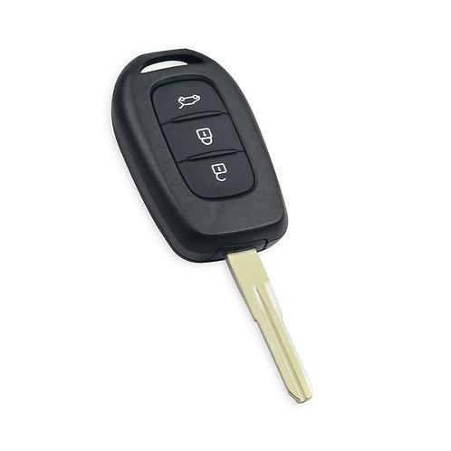 Renault / Dacia kulcsház három gombbal