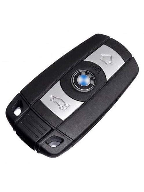 BMW smart kulcsház 3 gombbal