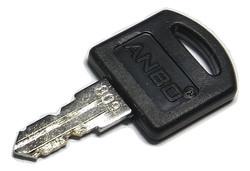 Postaláda kulcs másolás