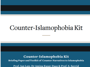 Reflections on the Counter-Islamophobia Kit