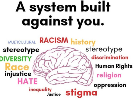 Racism - the Threat to our Mental Health