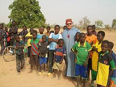 enfants puits Afrique