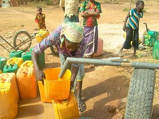creusage Puits Afrique Burkina Faso