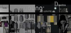 Drawntime Display 3D renders
