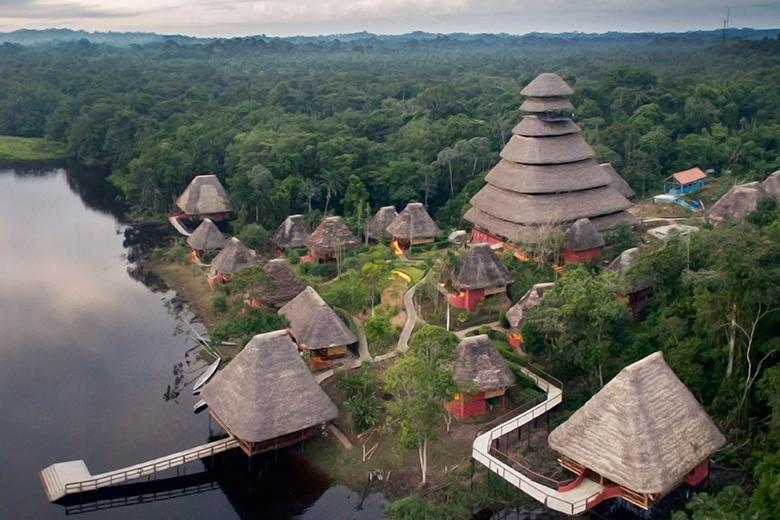 Napo-Wildlife-Center-Location