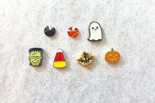 Small Halloween Charms