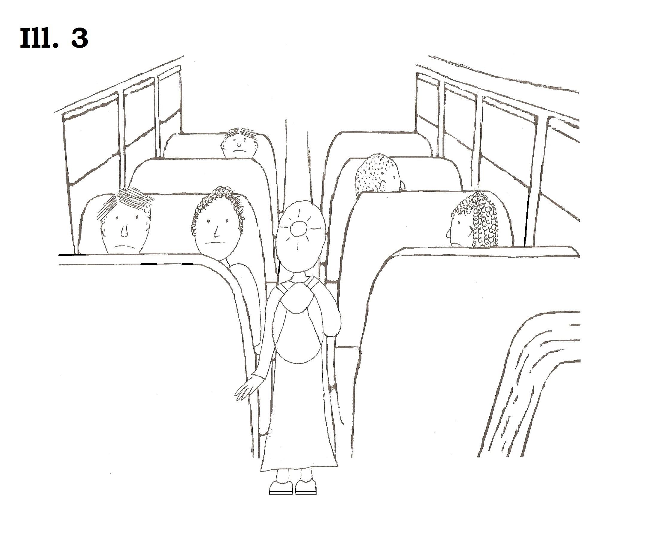 #3 Walking into Bus 2