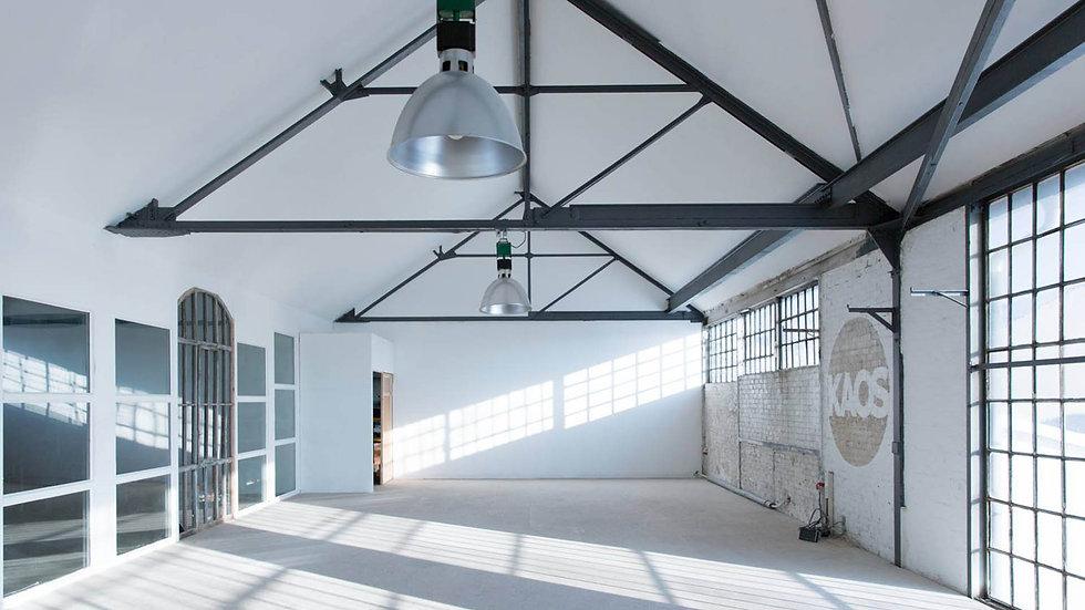 KAOS Yoga Studio Yoga Labor Berlin