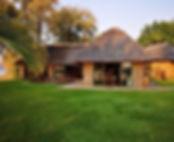 Zambezi Island Lodge on the Zambezi rive