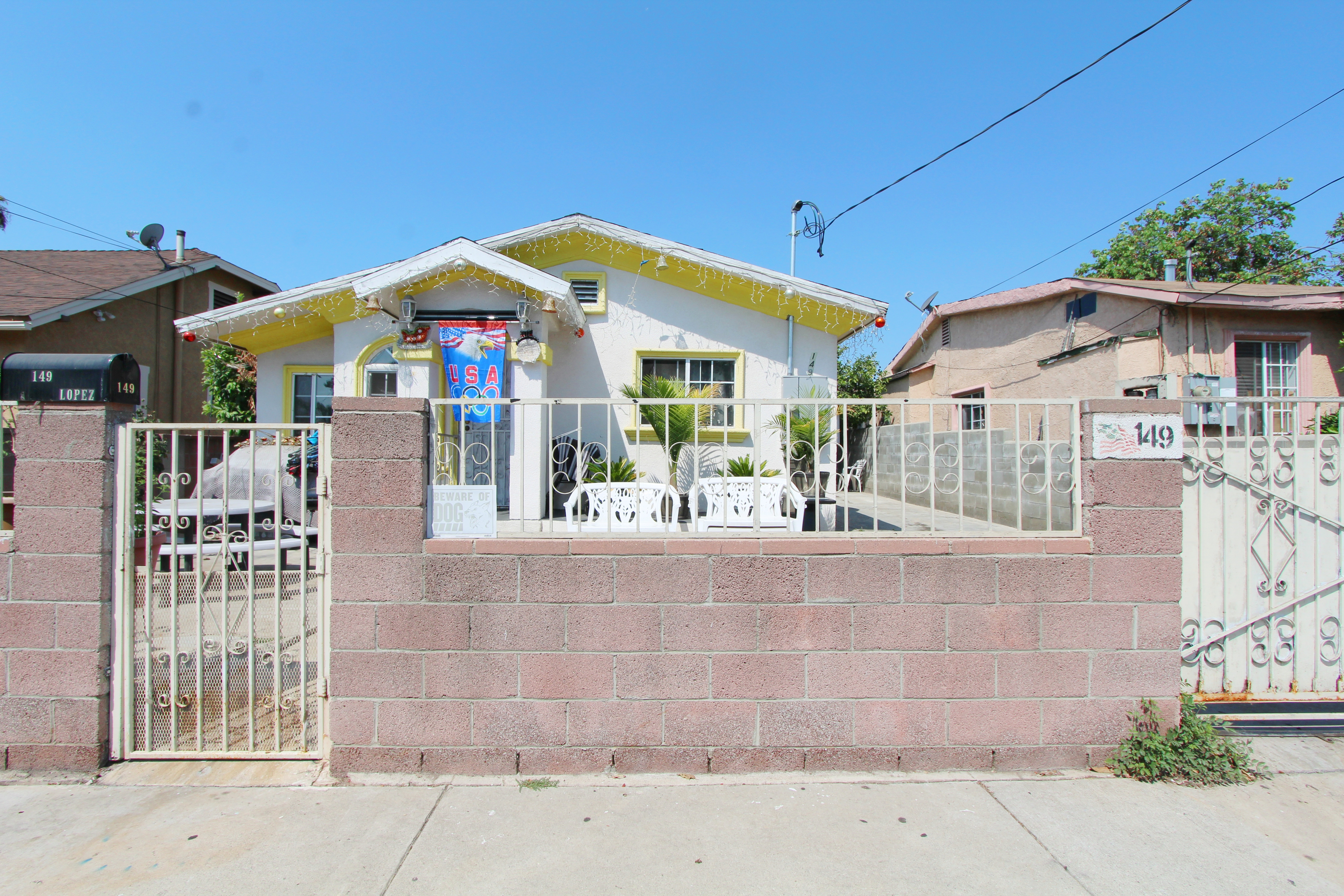 149 Nevada Ave., Los Angeles CA