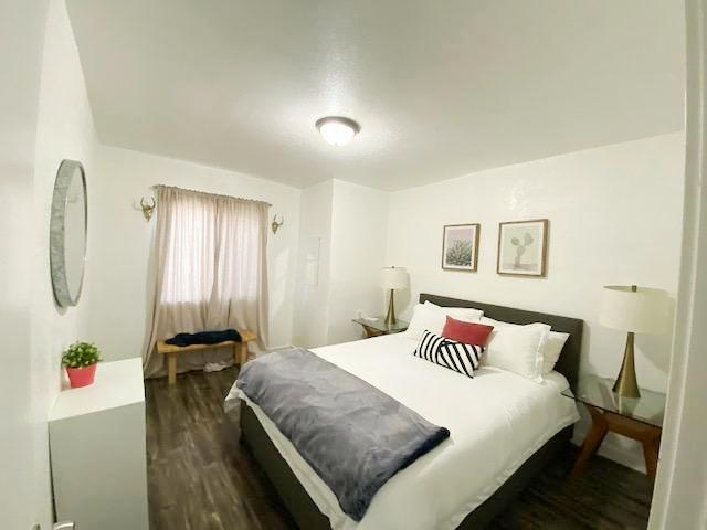 LOWER UNIT BEDROOM #4 - 1116 ROWAN AVE