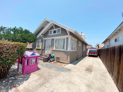 Front view - 55th Street