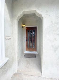 FRONT DOOR - VISTA ST